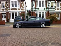 Proof that a well done can pull off many styles of wheels. From BBS RS Gold 3 Spokes turbines (turbine covers removed) BMW Style BMW Coupe's Mercede's CLS's A… E36 Sedan, E36 Coupe, Bmw Alpina, Bmw E30, Car Bar, Ac Schnitzer, Car Goals, Bmw 3 Series, Bmw Cars
