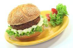 Domáci hamburger s mletým mäsom   Dobruchut.sk