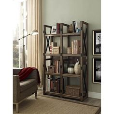 Check out the most outstanding multifunctional space divider that will make your spacious rooms look resourceful. Ladder Bookcase, Bookshelves, Room Interior, Interior Design, Space Dividers, Bookshelf Design, Modern Room, House Rooms, Multifunctional