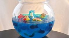 Surf your party into high tide with this adult jello shot centerpiece!