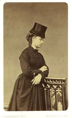 Princess Louise, Duchess of Argyll, the sixth child of Queen Victoria & Albert