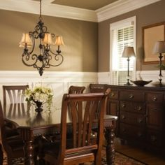 Dining Room  Love This!! Was Just Looking For Ideas Since We Are About