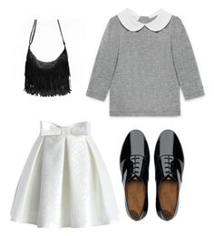 """""""classy and sassy"""" by legitmaddywill on Polyvore featuring Gucci, Chicwish and FitFlop"""