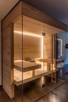 Saunieren auf Wolke 7 | Sauna und mehr ... GmbH Diy Sauna, Sauna Steam Room, Sauna Room, Steam Bath, Home Spa Room, Sauna House, Pool House Designs, A Frame House Plans, Sauna Design