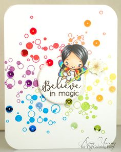 A thousand sheets of paper: Believe in magic...