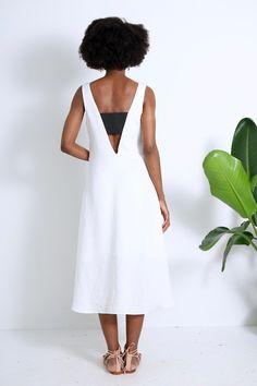 A Line Dress - Natalie Busby