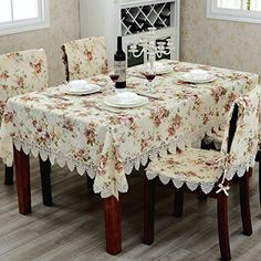 European lace tablecloth hollow pastoral lace dining table bracelet coffee table cloth-A 150x150cm(59x59inch)