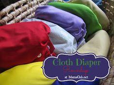 MamaGab: Cloth Diapering Roundup