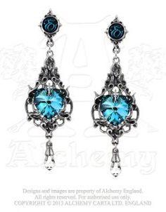 Empress Eugenie Earrings
