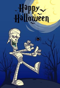 Halloween Trick Or Treat, Happy Halloween, In The Tree, Creepy, Scrapbook, Messages, Sayings, Big, Trick Or Treat