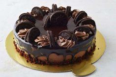 3 Recetas de Tortas de Chocolate Caseras (Fáciles y Deliciosas) Oreo Cake, Birthday Cake, Desserts, Lebanon, Food, Delivery, Cakes, Flowers, Image