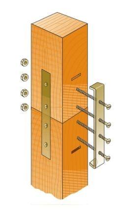 10 tipos de empalmes para madera. ¡Aprendemos sobre carpintería!