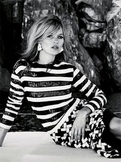 Style Muse: Kate Moss Better Than Ever - StyleCarrot