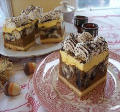 Tea Party Snacks, Victorian Tea Party, Poppy Cake, Hungarian Recipes, Hungarian Food, Sweet And Salty, Nutella, Sweet Recipes, Guam