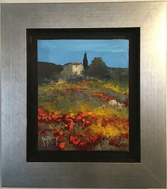 Galerie Concorde - Flickinger / Keiflin - Mulhouse Concorde, Painting, Painted Canvas, Tree Structure, Landscape, Painting Art, Paintings, Drawings