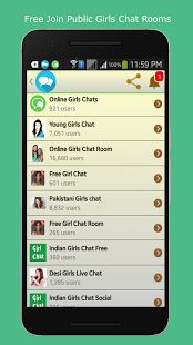 Indian chatting app