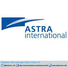 Lowongan Kerja PT Astra International,Tbk