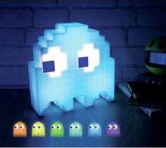 Pacman lamp