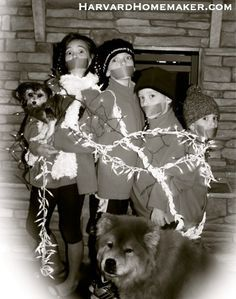 sentimental christmas card from child - Google Search