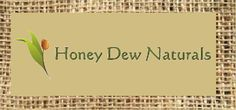 Honey Dew Naturals - Local in Strawberry Plains, TN. They sell homemade deodorant, tooth paste, chill and headache relief, and more.