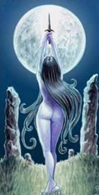 GlassWalker's Photo from March Skyclad Witch Wiccan Spells, Magick, Witchcraft, Pagan Art, Legends And Myths, Season Of The Witch, Mystique, Witch Aesthetic, Moon Goddess