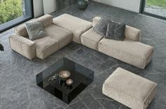 Peanut B Sofa - italydesign.com
