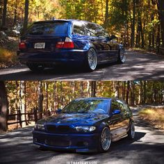 BMW E46 3 series Touring blue Bmw 3 E46, E46 Touring, Vossen Wheels, Sports Wagon, Wheel Cover, Future Car, Station Wagon, Cars And Motorcycles