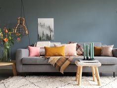 Don't Let Interior Decorating Overwhelm You; Read This – Decoration Inspired Home Living Room, Interior, Apartment Living Room, Living Room Decor, Apartment Decor, Living Decor, Home And Living, Color Palette Living Room, Interior Decorating Living Room