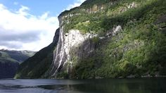 seven sisters waterfall norway - Google Search