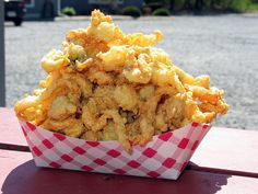 Massachussetts: Fried Clams