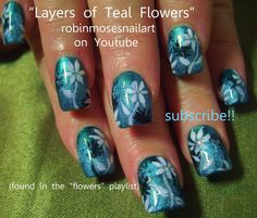 Robin Moses Nail Art: February 2015
