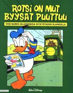 Aku Ankaa Sami Garam Donald Duck in Stadin slangi Has jacket, no pants But he was not banned in Finland photo credit:inducks.org