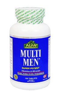 multi man vitamin