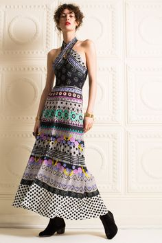 Temperley London Londra - Pre-Fall - Shows - Vogue. 2016 Fashion Trends, Fall Fashion 2016, Fashion Show, Fashion Design, Classy Outfits, Beautiful Outfits, Temperley, Fall 2016, Spring 2016
