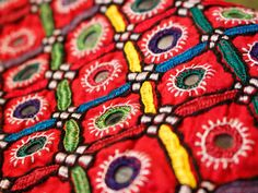 gujarat textilkunst