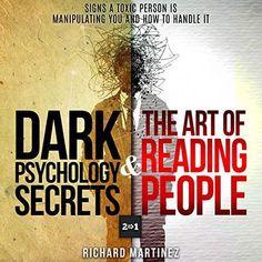 Dark Psychology Secrets & The Art of Reading People: 2 in 1 audiobook cover art Reading Psychology, Psychology Quotes, Behavioral Psychology, Abnormal Psychology, Color Psychology, Psychology Websites, Evolutionary Psychology, Health Psychology, Positive Psychology