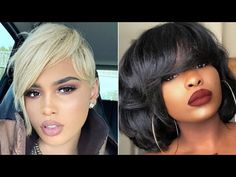 2021 Spring & Summer Hair Color Trends for Black Women – The Style News Network Black Women Hairstyles, Summer Hairstyles, Spring Tops, Spring Summer, Black Hair Inspiration, Trending Haircuts, Style News, Color Trends, Hair Trends