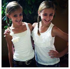 Twinsies: Paige and Chloe
