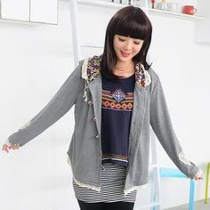 Buy '59 Seconds – Crochet Panel Hood Jacket' with Free International Shipping at YesStyle.com. Browse and shop for thousands of Asian fashion items from Hong Kong and more!