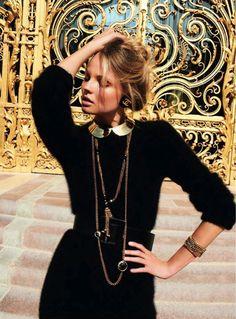 Classic Style in Paris Vogue