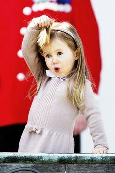 Princess Josephine of Denmark :)