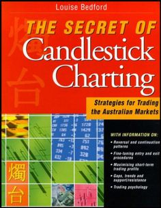 The Secret of Candlestick Charting, by Louise Bedford #forex #trading #books #ebooks