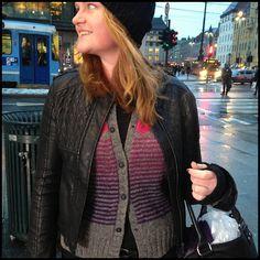 Ravelry: Sinnasaujakka pattern by Pinneguri Ravelry, Vest, Knitting, Jackets, Patterns, Fashion, Tricot, Down Jackets, Moda