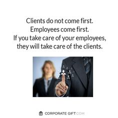 Employees dating clients