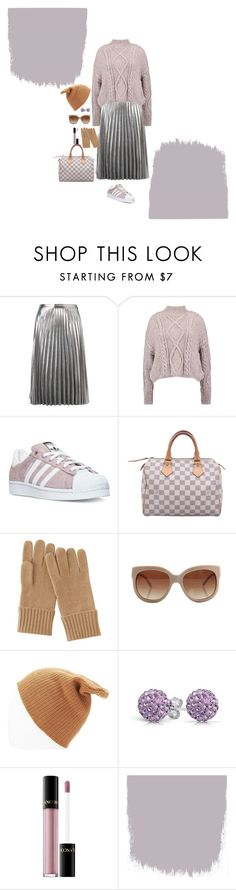 """""""Unbenannt #890"""" by lila77 ❤ liked on Polyvore featuring Witchery, adidas, Louis Vuitton, Uniqlo, STELLA McCARTNEY, Charlotte Russe, Bling Jewelry and Lancôme"""