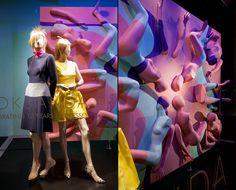 Harvey Nichols windows 2015 Fall, London – UK » Retail Design Blog