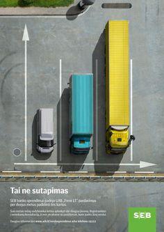Truck chart by Fotelier, via Behance
