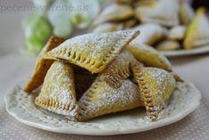 Celozrnné mrkvové taštičky bez cukru Snack Recipes, Snacks, Chips, Bread, Fish, Ethnic Recipes, Basket, Diet, Lemon