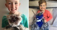 Boy 12-Year-Old aprende a costurar para fazer Mais de 800 bichos de pelúcia para crianças doentes | Panda Bored