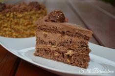 SÜTIK BIRODALMA: Ferrero Rocher torta